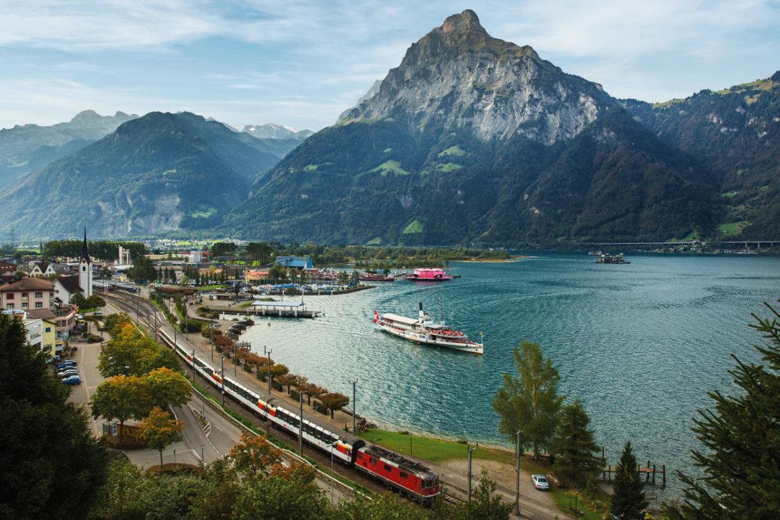 Panoramazüge Schweiz, Gotthard Panorama Express