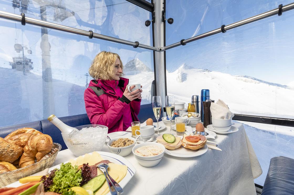 Besonderes Wintererlebnis Alpen