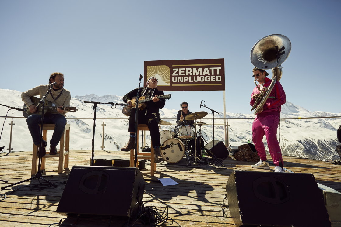 zermatt unplugged