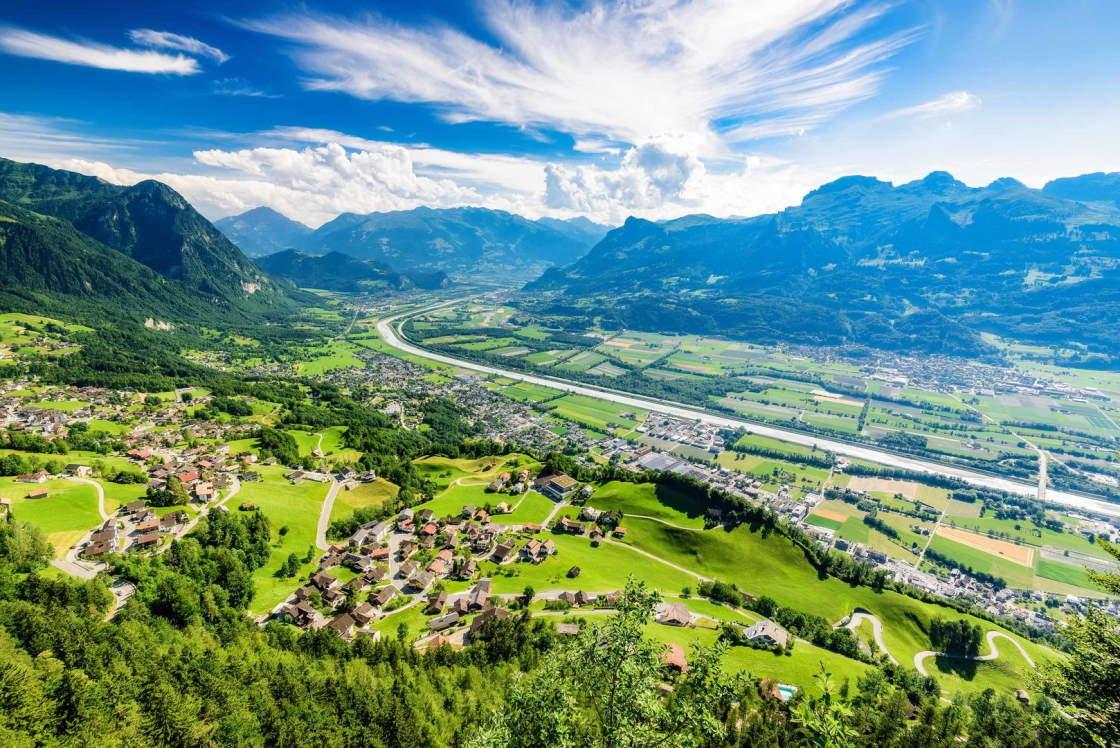 Der Liechtenstein Weg
