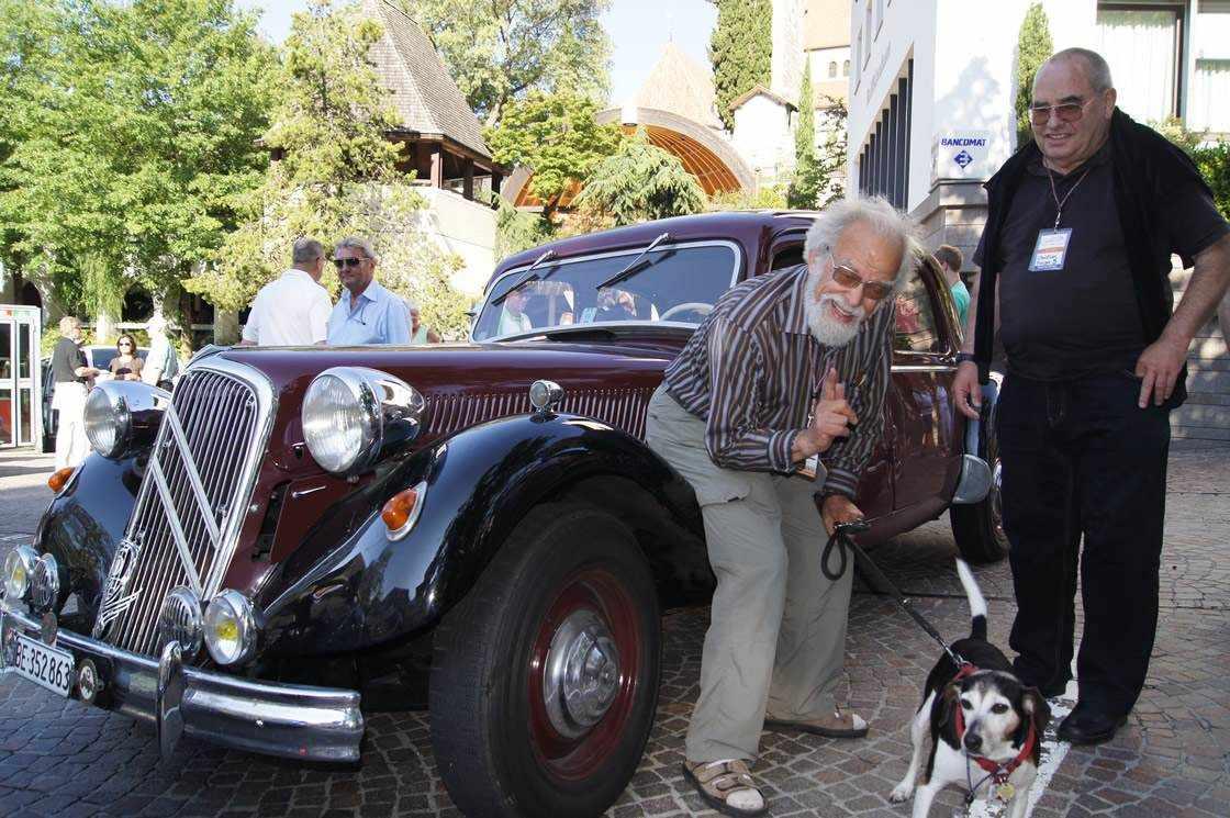 Oldtimer Rallye Südtirol Classic
