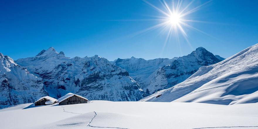 Skiurlaub Jungfrauregion Grindelwald