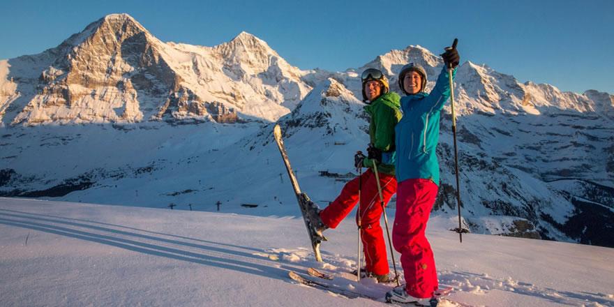 Skiurlaub in der Schweiz