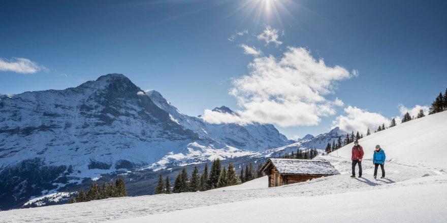 Winterurlaub in Grindelwald
