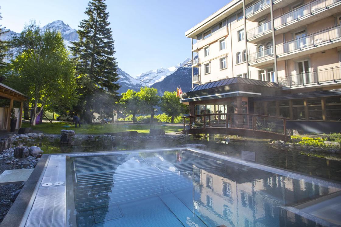 Schweizer Alpen_Hotel Belvedere Grindelwald