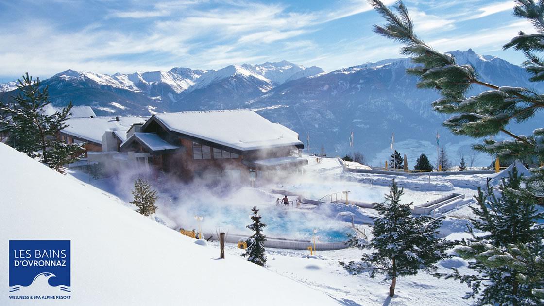 Ski und Wellness im Kanton Wallis