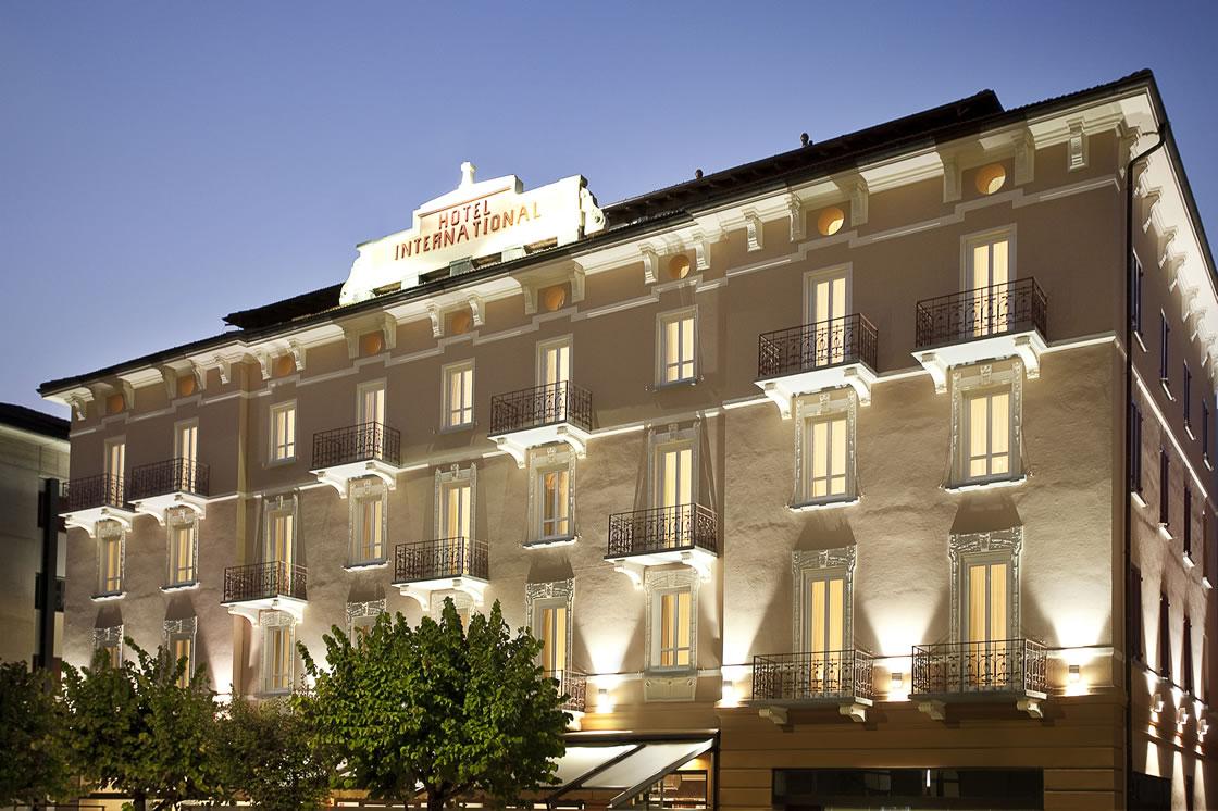 Hotel in Bellinzona_Schweiz