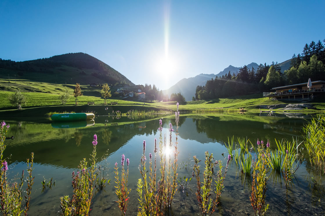 schönste Bergseen Schweiz Alpen Graubünden