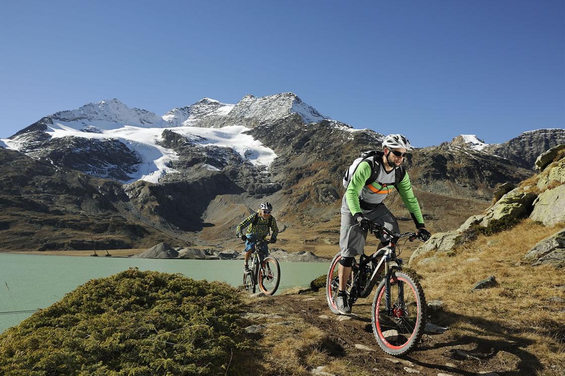 Biketouren_Pontresina Schweiz