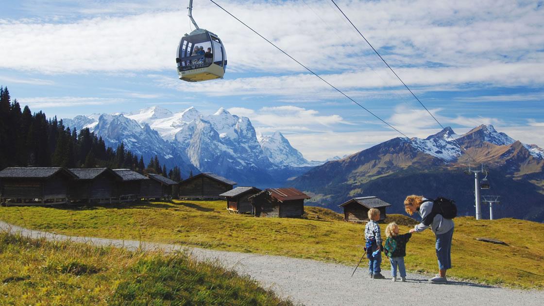 Berner Oberland Ferien