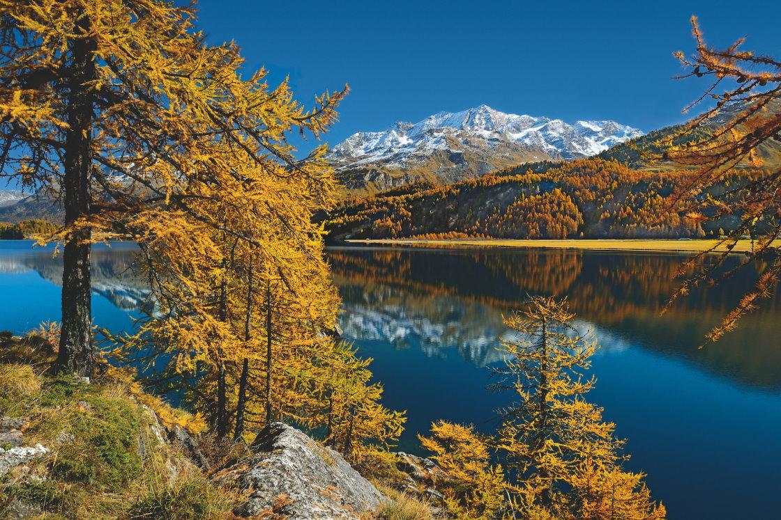 Herbsturlaub in der Schweiz, die schönsten Wanderungen