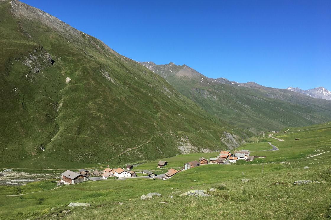 Urlaub in der Schweiz an abgelegenen Orten