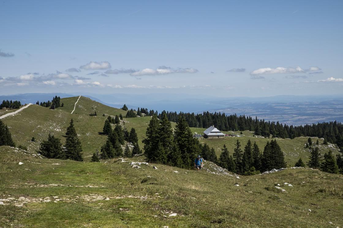 weitwandern alpen schweiz genferseegebiet