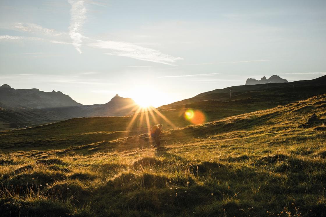 weitwandern alpen schweiz Luzern-Vierwaldstättersee