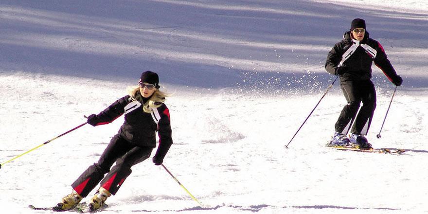 tolle Skigebiete in den Julischen Alpen