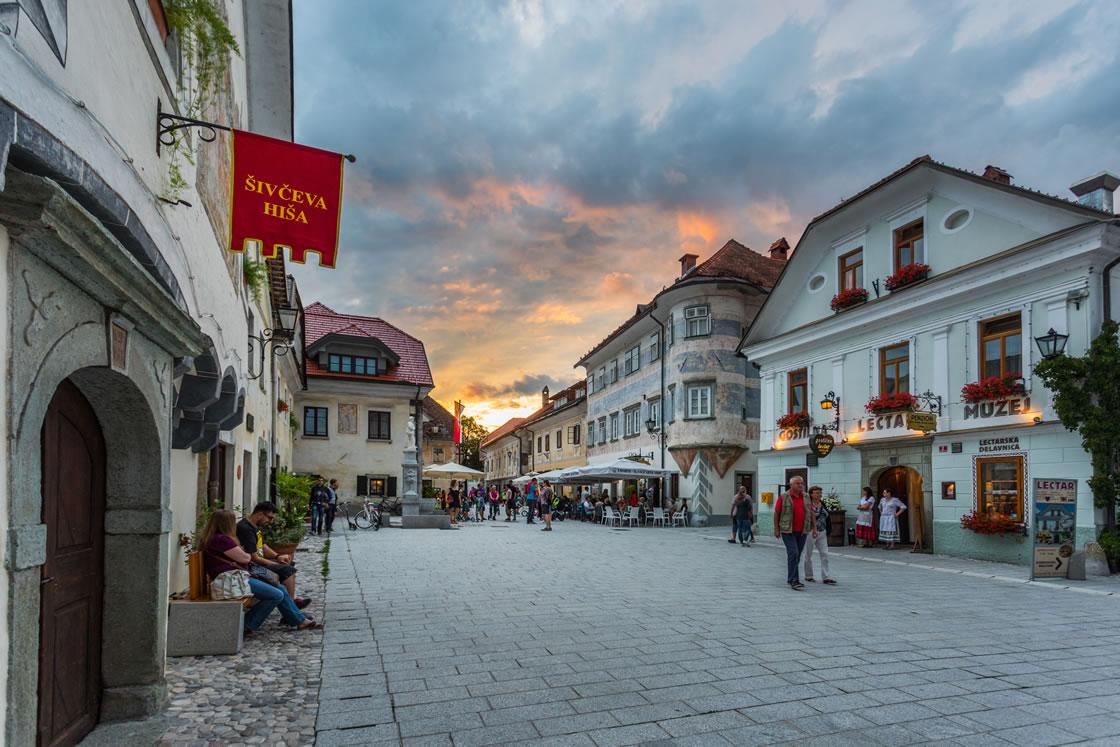 Alpenregionen Slowenien, Radovljica