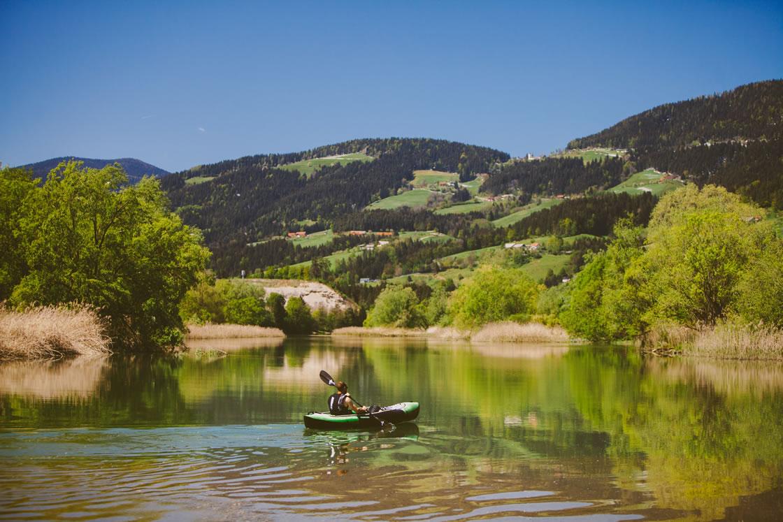 Alpenregionen Slowenien, Koroska