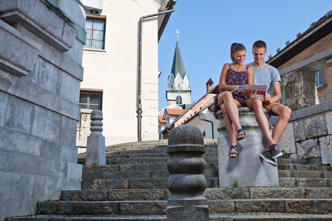 Alpenregionen Slowenien, Kranj