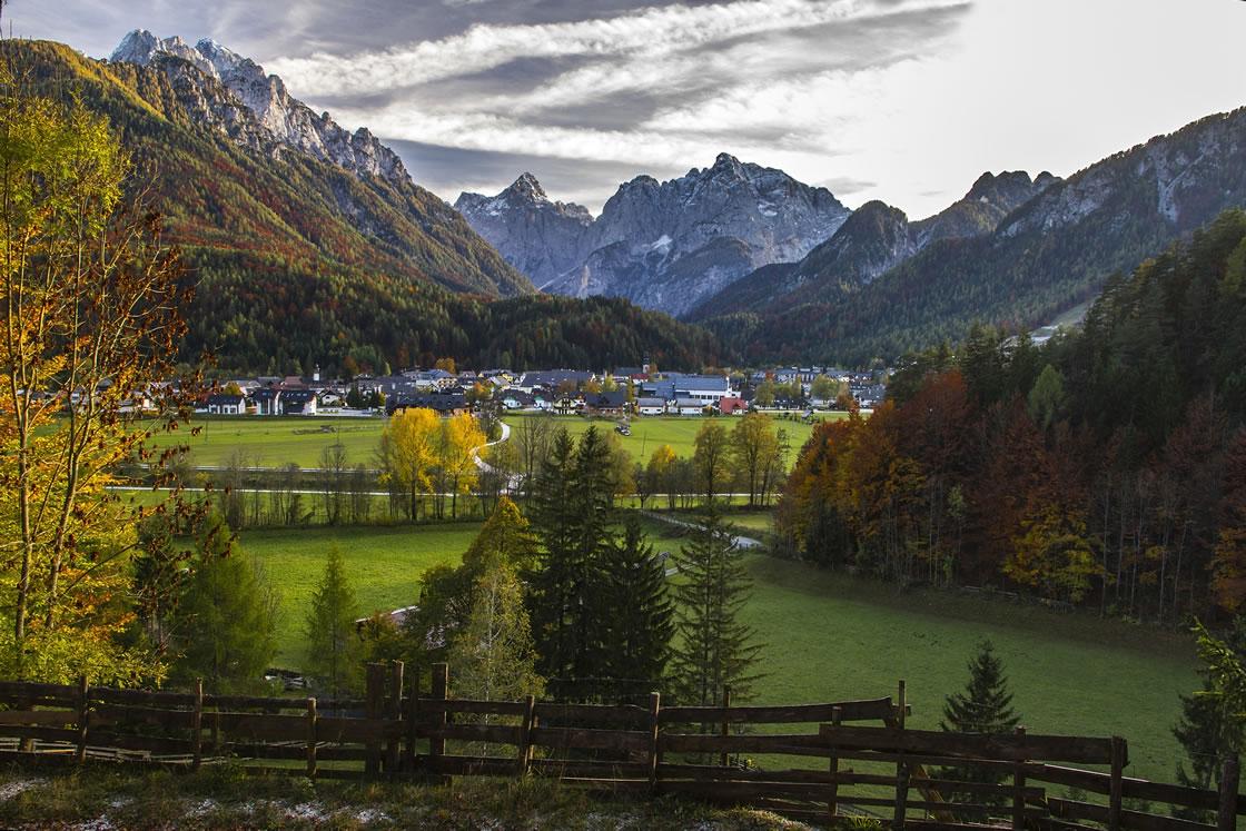 Alpenregionen Slowenien Kranjska Gora