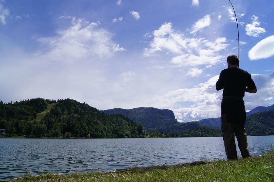 Slowenien_Bled_angeln