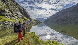 Wandern in Graubünden