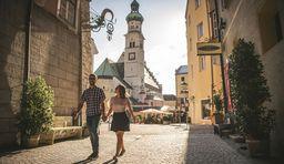 Sommerurlaub in Hall Wattens Tirol