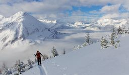 Skitouren gehen in Tirol