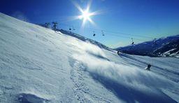 Skigebiet am Katschberg