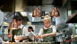 TASTE SLOVENIA Sterne Küche in Slowenien