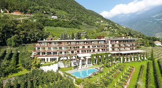 Wellness Hotel in Südtirol Giardino Marling Südtirol