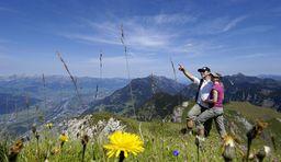 Wanderwege in Liechtenstein