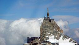 Alpen in Frankreich_Chamonix