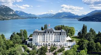 Hotel Imperial Palace Annecy Frankreich