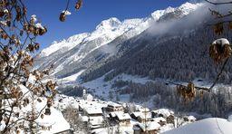 Winterferien in der Schweiz_Lötschental