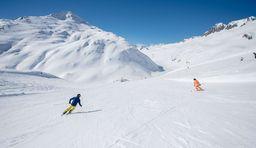 Neues Skigebiet in der Schweiz