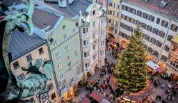 Weihnachten traditionell in Innsbruck